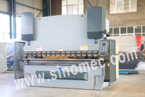 Automatic CNC Hydraulic Press Brake/Sheet Metal Working Bending Machine (WE67K-160T/3200) pictures & photos
