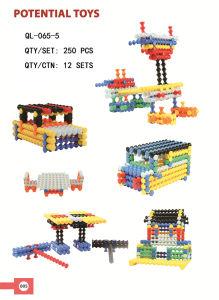 Stick Shape Assembly Block