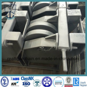 Casting Steel Roller Type Anchor Chain Stopper for Sale pictures & photos