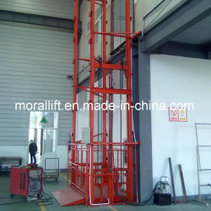 4 Post Vertical Freight Lift Elevator pictures & photos