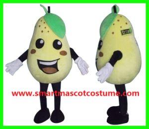 Adult Pear Costume Fruit Mascot Costume
