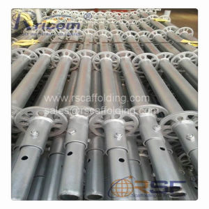 Manufacturer Steel Construction Ringlock Scaffold pictures & photos
