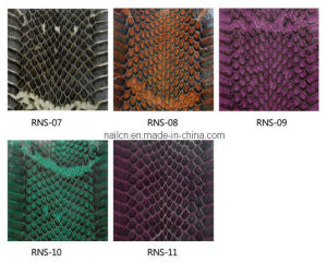 Snake Skin Nail Ornament (RNS-07/11) pictures & photos