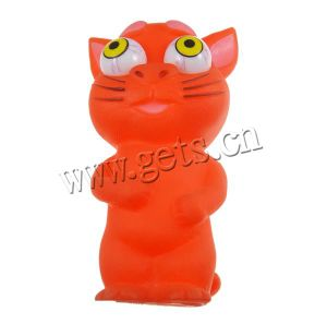 Soft PVC Cat Doll, Children Jewelry (140108104051)