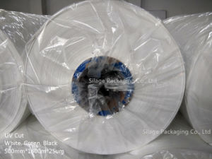 Top Quality 750mm/500mm/250mm Wide Blown Silage Wrap Film pictures & photos