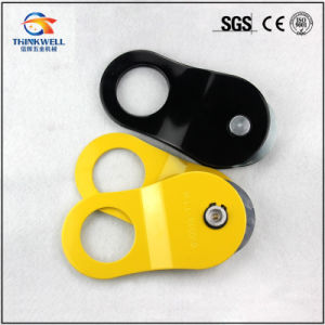 Powder Coating Auto Accessory Stamping Crane Pulley Block Winch pictures & photos