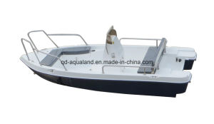 Aqualand 15feet 4.6m Fiberglass Motor Boat/Sport Fishing Boat (150) pictures & photos