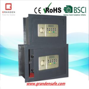 Electronics Wall Safe with LCD Display (SW30ELB, SW40ELB) , Solid Steel pictures & photos