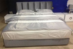 Fabric Soft Bed, Bedroom Furniture