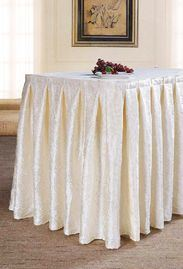Polyester Table Cloth (N000010027) pictures & photos