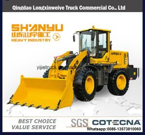 Professional Supplier 3ton Front Hydraulic Wheel Loader pictures & photos