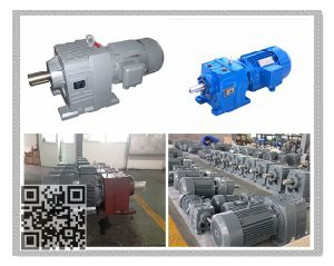 R Helicoidal Gear Motor pictures & photos