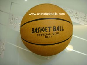 Professional Leather Basketballs
