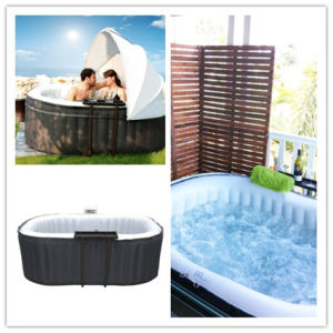 Mspa - 2person Portable Inflatable SPA Hot Tub (Nest M-001LS)