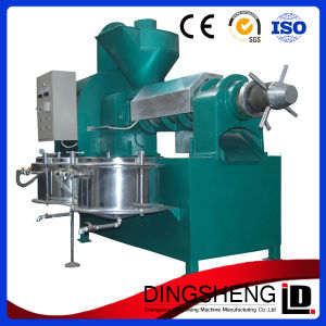Hot Press Peanut/Sunflower Seed/Cottonseed/Soybean/Sesame Oil Expeller/Oil Mill/Oil Press Machine pictures & photos