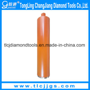 Standard Type Diamond Drill Core Bit for Asphalt pictures & photos