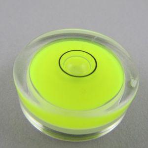 Disposable Circular Bubble Vial (EV-V913) pictures & photos