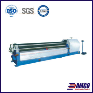 Electric Symmetrical 3-Rolller Bending Machine W11-8X2500 pictures & photos