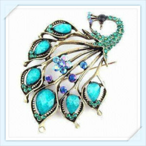 New Item Unique Tree Resin Stones Fashion Jewellery Brooch pictures & photos