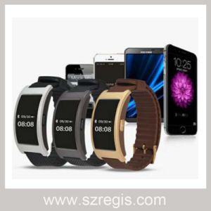 Blood Pressure Heart Rate Monitoring Smart Bracelet Support Android/Ios pictures & photos