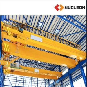 High Quality Hoist Trolley Double Girder Overhead Crane Manufacture pictures & photos