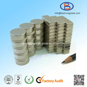 D25*5 Direct Factory of Permanent Disc Neodymium Super Strong Magnet pictures & photos