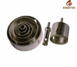 Electroplated Diamond Core Drills Split Style pictures & photos