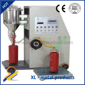 ABC Powder Filling Machine /Fire Extinguisher Refill pictures & photos