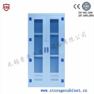 Dual Doors Big Polypropylene Corrosive Storage Cabinet