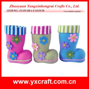 Easter Decoration (ZY15Y320-1-2) Easter Boot Food Products pictures & photos