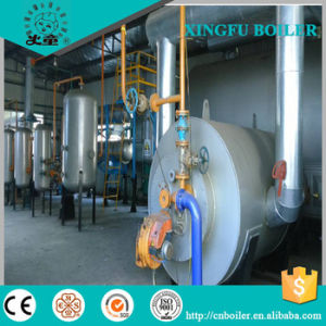 Hot Sale! Fully Continuous Plastic Pyrolysis Plant pictures & photos