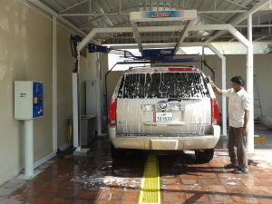 Touchless Car Washing Machine pictures & photos
