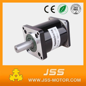 NEMA 23 Geared Stepper Motor with Gearbox pictures & photos