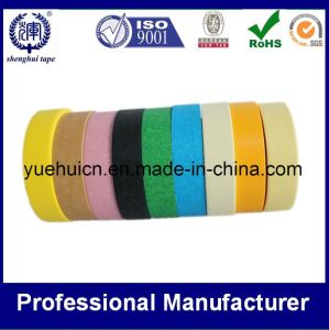 Car Painting Masking Tape Manufacturer pictures & photos