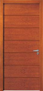 Flush Wooden Door for Apartment Building pictures & photos