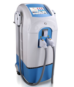 New Opt Shr Skin Rejuvenation IPL Hair Removal Machine pictures & photos