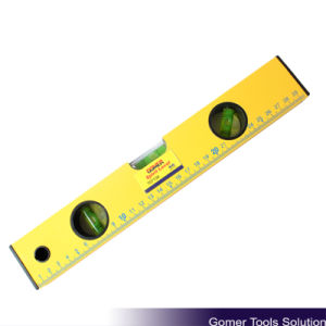 Aluminium Alloy Spirit Level for Carpenter Tools (T07134)