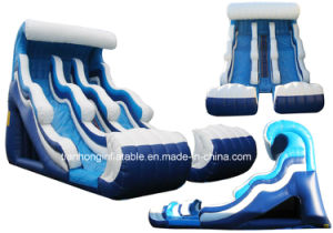 Playground Water Slidesuper Inflatable Slide New Design pictures & photos