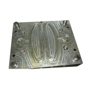 Injection Mold for PP ABS 2 Cvaity Hanger pictures & photos