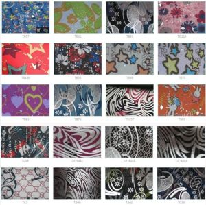 Leopard Gilding Imitate Printed Fabric