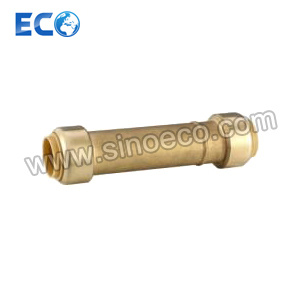 American Standard Push Fitting Straight Equal Quick Connector pictures & photos