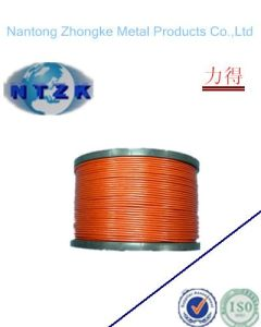 Different Color PVC Coated Rope (6X19+FC) pictures & photos