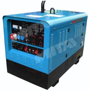 400 AMP MMA DC Diesel Engine Welding Machine for Maintenance