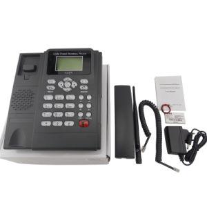 GSM Desktop Phone with SIM Card (KT1000-130C) pictures & photos