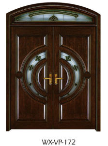 Competitive Wooden Door (WX-VP-172) pictures & photos