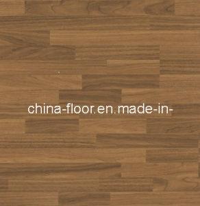 Water Resistant Three Strip Laminate Wood Flooring (Functions 9)