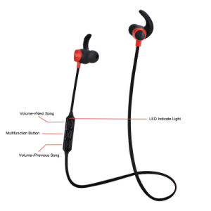 Mobile Phone Accessories Stereo Headset with Microphone pictures & photos