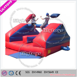 Lilytoys Best Quality Inflatable Pillow Fight Game for Sale (J-SG-051) pictures & photos