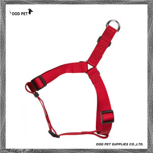 Plain Nylon Dog Harness Dog Supplies Sph8002 pictures & photos