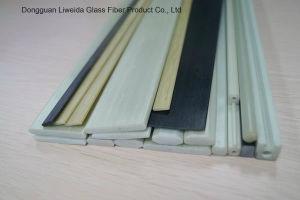 High Strength Fiberglass /FRP Pultruded Flat Bar, Strip, Sheet pictures & photos